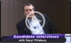 Conversations with Daryl: Peter Shumlin for Governor