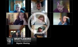Brattleboro Planning Commission: Brattleboro PC Mtg 5/18/20