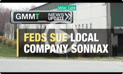GMMT: Feds sue local company Sonnax 1/10/17 (New Clip)