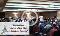 Christmas Celebration 2017 by American Legion Band