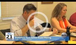 Brattleboro Town School Board Mtg 5/21/14