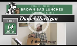 River Garden Brown Bag Lunch Series: Daniel Hartigan 10/14/16