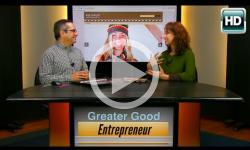 Greater Good Entrepreneur: Ep 6 Kusikuy Clothing with Tamara Stenn