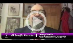 PR Benefits: Episode 5 - Jenny Smith