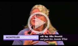 MontConn: 7/11/12 In Studio- Jeanette White