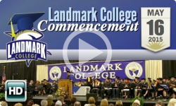 Landmark College Commencement: Spring 2015