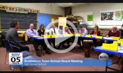 Brattleboro Town School Bd Mtg 11/5/14