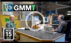 Green Mtn Mornings Tonight: Tuesday News Show 11/15/16