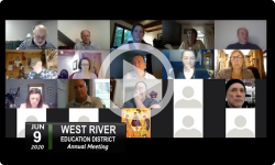 West River Education District: WRED Annual Mtg 6/9/20