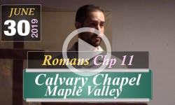 Calvary Chapel: Romans Chp 11