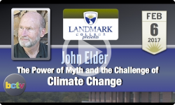 Landmark College presents: John Elder, Climate Change 2/6/17