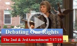 Debating Our Rights: The Military Amendments (2nd and 3rd)
