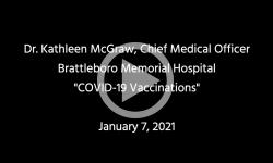 Brattleboro Rotary Club Speaker Series: Episode 24 - Dr. Kat Mcgraw - COVID-19 Vaccinations
