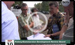 Dummerston/Putney DRB Hearing– Park & Ride Lot 9/10/13