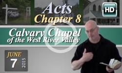 Calvary Chapel: June 7, 2015