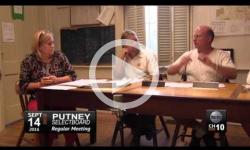 Putney Selectboard Mtg. 9/14/16