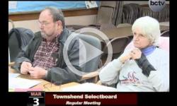 Townshend Selectboard Mtg. 3/3/14