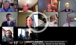 Brattleboro Development Review Board: Brattleboro DRB Mtg 6/17/20