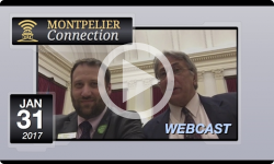 Montpelier Connection: 1/31/17 Webcast - ft Rep Toleno