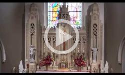 Mass from Sunday, June 4 , 2017