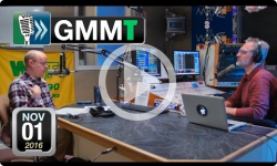 Green Mtn Mornings Tonight: Tuesday News Show 11/1/16