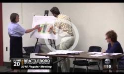 Brattleboro Development Review Board Mtg. 7/20/15