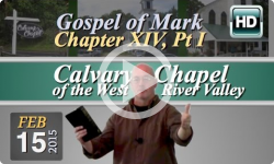 Calvary Chapel: Feb 15, 2014