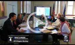 Brattleboro Planning Commission Mtg 5/4/15
