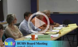Brattleboro Union High School Bd. Mtg. 6/6/11 - part 2