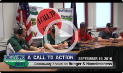 WKVT: A Call to Action on Hunger & Homelessness