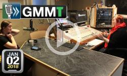 Green Mtn Mornings Tonight: Tuesday News Show 1/2/18