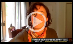 Windham Southeast School District: WSESD Bd Mtg 6/3/20