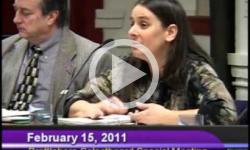 Brattleboro Selectboard Mtg: 2/15/2011