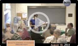 Citizens Breakfast: Health and Aging 8/15/14