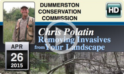 DCC: Chris Polatin- Removing Invasives from Your Landscape- 4/26/16