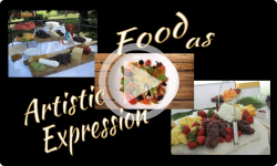 Food as Artistic Expression