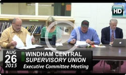 WCSU: Executive Committee Mtg 8/26/15