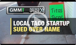 GMMT: Taco startup sued over name 10/4/16 (News Clip)