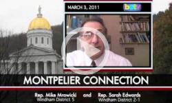 Montpelier: 3/2/11 Webcast- Mike Mrowicki