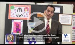 1st Weds. Prof. John Stauffer- Parallell Lives of Abraham Lincoln & Frederick Douglass