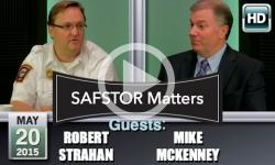 SAFSTOR Matters: 5/20/15 - Robert Strahan, Mike McKenney