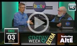Energy Week Extra: Sascha Deri of altE Store