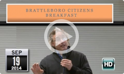 Brattleboro Citizens Breakfast: VY, Unanswered Questions