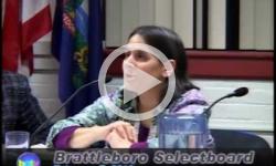 Brattleboro Selectboard Mtg: 2/7/2012