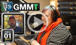 Green Mtn Mornings Tonight: Friday News Show 12/1/17