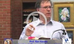 1st Weds. Prof. Ilan Stavans 4/4/12