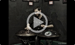 Ep #15 with Jed Blume, composer, handpan and tabla player