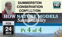 DCC: How Nature Models Sustainability, Pt 4 - 2/24/15