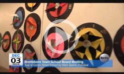 Brattleboro Town School Bd. Mtg. 12/4/13