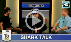 Landmark Broadcasters: 2016 J-Term- Shark Talk!